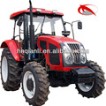 Qln904 venda quente 90hp trator grande/grande tractor agrícola