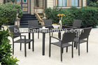 2014Chinese modern home rattan/wicker dining Furniture