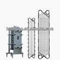 Swep TRANTER GC60 reemplazar vition intercambiador de calor juntas para el intercambiador de calor de placas