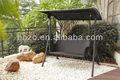rota de mimbre jardín hamaca hamaca colgando del patio sillas de huevo