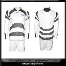 Healy custom made soccer set soccer uniform