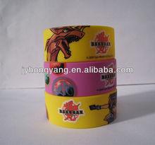 negative bracelets silicone