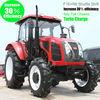 25hp,40hp,50hp,100hp,130hp, 145hp,4WD 4x4 mini tractor mini tractor