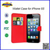 Mobile Phone Cover Case for iPhone 5S Case