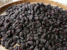 Chinês tradicional erva medicinal chá de ervas Fructus Rubi Rubus idaeus Palmleaf raspberry fruit Fupenzi