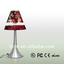New Creation ! Magnetic Levitating Reading Lamp, newest hotel bedside reading lamp led desk lamp