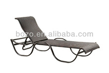 sell rattan/wicker sun day bed/ lounger outdoor garden chaise lounger