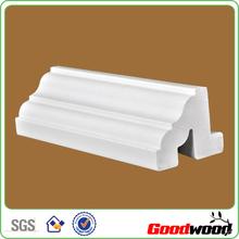 Foam Extrusion Processed PVC Shutter Parts
