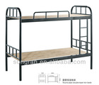 New design metal iron double bed with cheaper price