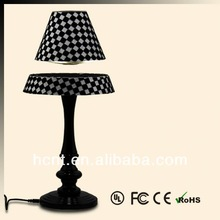 New Creation ! Magnetic Levitating Reading Lamp, 2012 newest home used aluminum reading lamp