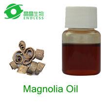 100% pure and nature Magnolia essential Oil