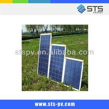 High efficiency 130W mono solar panel