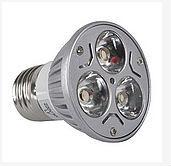 Hot Selling Energy Saving3W High Power LED Ceiling Light LED Spot Light E12,E14,GU10,E27,GU5.3,MR16