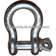 best shackle high quality shackle marine use rigging hardware