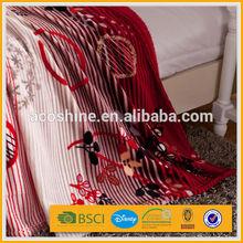 polyester blankets flannel suzhou