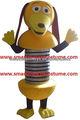 2014 neue nette toy story kostüm für erwachsene slinky hund maskottchen kostüm