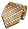 The Best Brand Yellow Stripe Necktie
