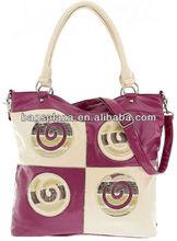 2015 designer handbags ladies hand bag leather women PU bags CC39-197