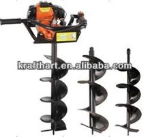 2014 yeni profesyonel el kazma araçları toprak burgu tarım alet kh-gd002