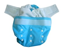 Colorful Design Cotton Surface OEM Cloth Baby Diapers