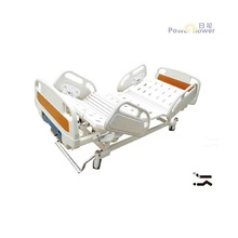 A7 Mechanical bed with manual override ---Two functions