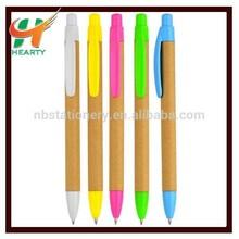 recycle paper pen