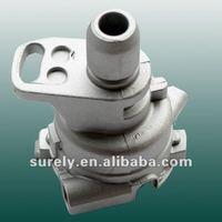 Aluminum die casting car distributor parts/auto parts/all kinds of car distributor parts