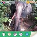 tamaño de la vida de los animales de robótica de elefante