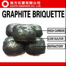 Carbon Briquette Amorphous Graphite