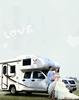 2014 Hot sale!rv caravan cargo camper trailer with low price