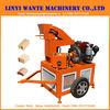 WT1-20 Interlocking wall soil block machine factory