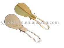 folding metal shoe horn