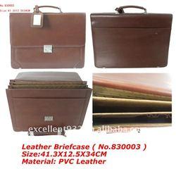 No.830003 Leather briefcase