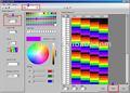 120w/240w multi canal de mudança de cor led strip controlador led controlador de luz