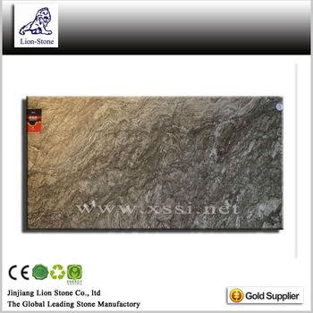 Grey flooring polished marble