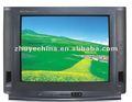 14 - 29 polegada CRT TV normal plana TV a cores