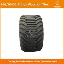 500/60-22.5 Agricultural Flotation Tractor Tyre For EU Market