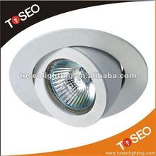die casting aluminium halogen light bulb cover