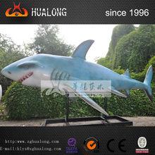 3D shark for Water Playground animatronic sea animal
