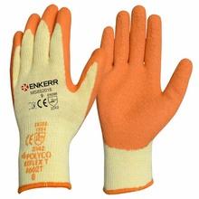 ENKERR work glove latex coating farm work glove