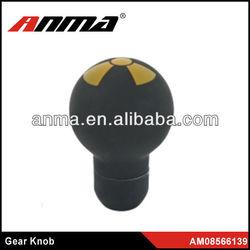 New chrome ABS car gear knob pink shift knob