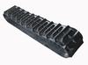 Agriculture machinery rubber track/ Harvester rubber tracks manufacturer / producer Kubota 450X90