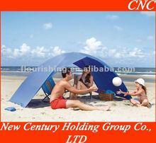 pop up beach tent/beach shelter