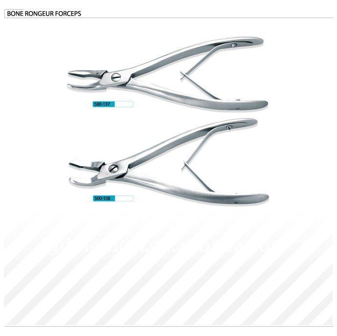 Rongeurs Dental Instruments Bone Rongeur Forceps Dental
