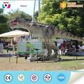 Parque de atracciones de la vida- tamaño de robótica de dinosaurios animados