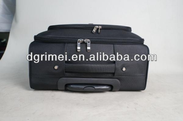 Hot Sale Business Trip Aircraft Cheap Wheel Trolley Laptop Bag