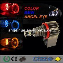 High power LED angel eye for BMW e39 e60 angel eyes led marker 6w