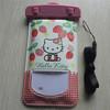 high quality pvc waterproof bag for phone for 10 meter guarantee