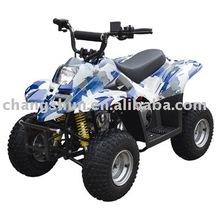 50cc-110cc single cylinder 4 stroken auto clutch air filter air cooled off road gasoline ATV, CS-A7015