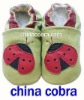 top quality soft sole genuine leather baby shoes animal shoes